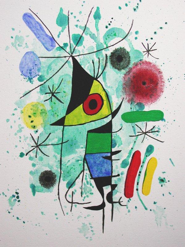 Kunst, Gemälde, O...